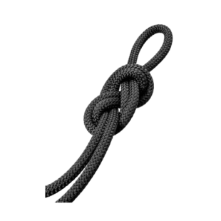 Rope 8mm Black
