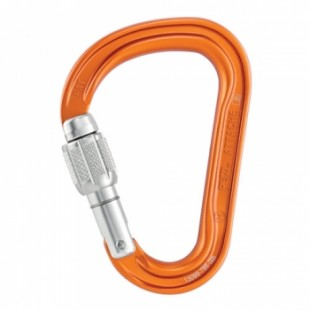 Carabiner a verrouillage attache